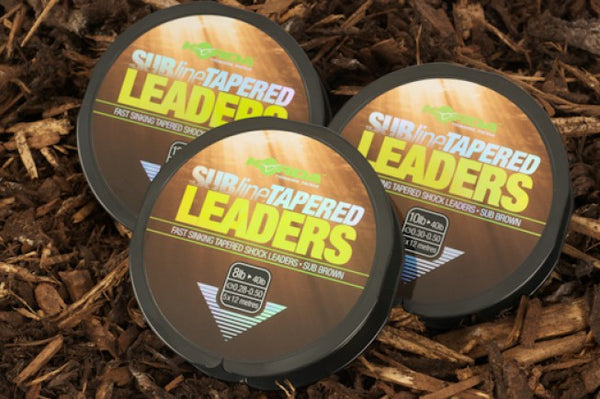 Korda Tapered Leaders