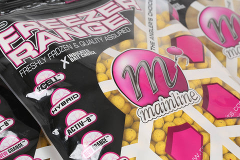 Mainline Baits Dedicated Freezer Boilies