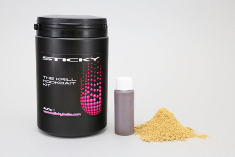Sticky Baits Hookbait Kit