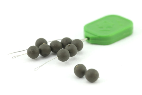 Thinking Anglers 5mm Round Beads Green
