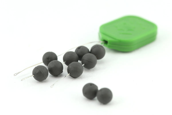 Thinking Anglers 5mm Round Beads Tungsten