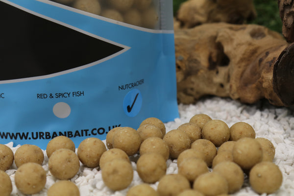Urban Baits Nutcracker Boilies Shelf Life