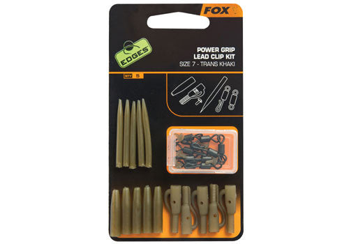 Fox Edges Power Grip Lead Kit