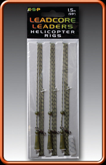ESP Helicopter Leadcore Leader Kits