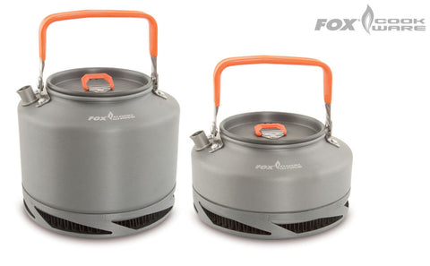 FOX Cookware Heat Transfer Kettle 0.9L & 1.5L