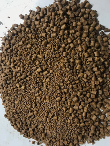 Apex Baits Mixed High Oil Carp Pellets