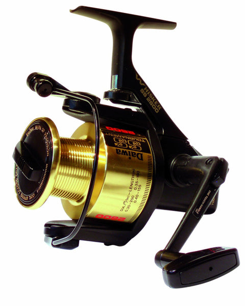 Daiwa Tournament SS2600 and SS1600 Whisker Reel