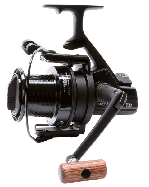 Daiwa Tournament 5000S Reel Black