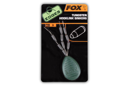 Fox EDGES Tungsten Hooklink Sinker