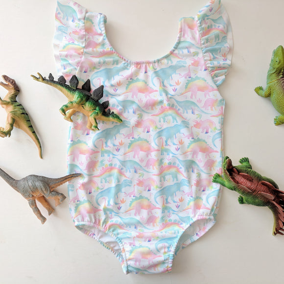 Dinosaur Leotard