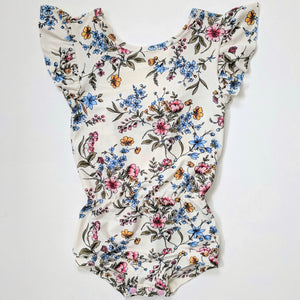 Meadow Floral Romper
