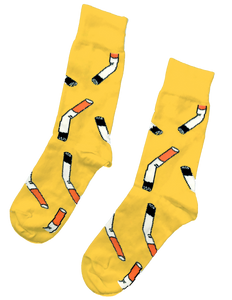 GOLD DURRY SOCKS