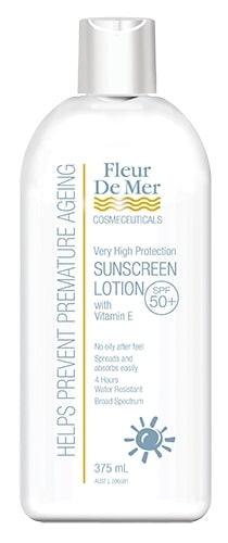 Body Sized Sunscreen SPF 50