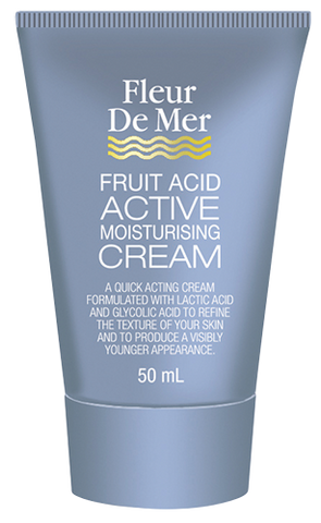 Fruit Acid Moisturising Cream