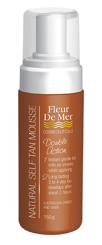 Natural Self Tan Mousse
