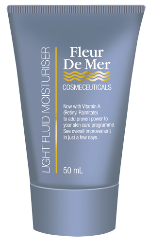 Light Fluid Moisturiser with Vitamin A
