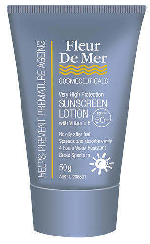 Total Sunscreen SPF 50 Clear