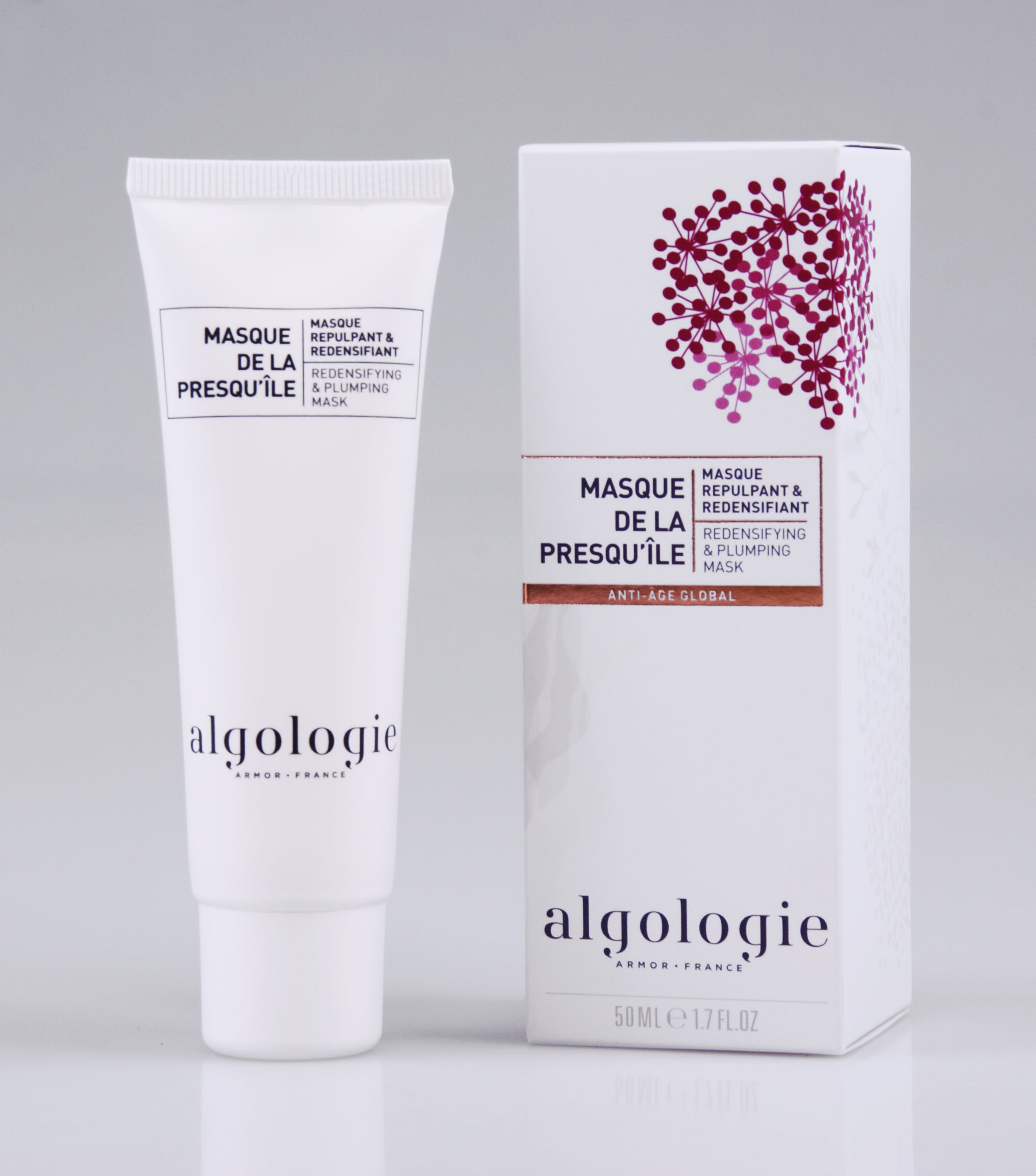 Discover the secret to beautiful skin with Algologie and Fleur De Mer.