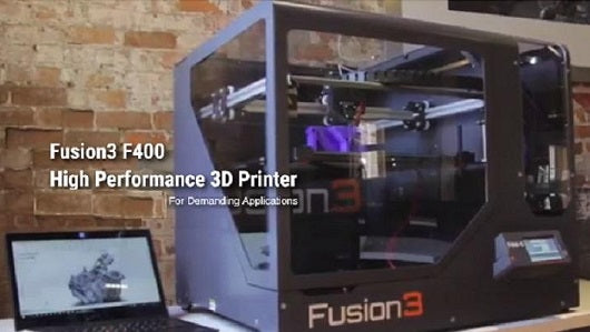 Fusion3 takes off at Replik8