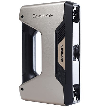 EinScan-Pro+ 3D scanner with HD Prime Kit (Ex-demo)