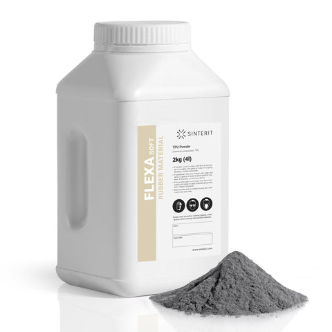 SLS Powder – TPU FLEXA Soft (2kg)