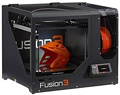 Fusion3 F410 3D Printer +ABS +PC +PA +CF ~350mm³ [Ex-works]