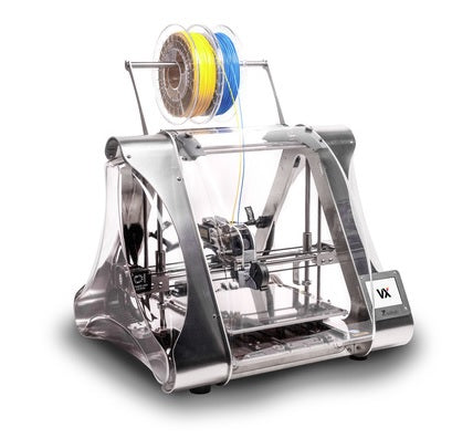 Zmorph VX dual-head 3D Printer +CNC mill +Laser cutter ~235mm³