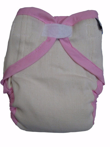 Easy Feel Cotton Fitted Diapers