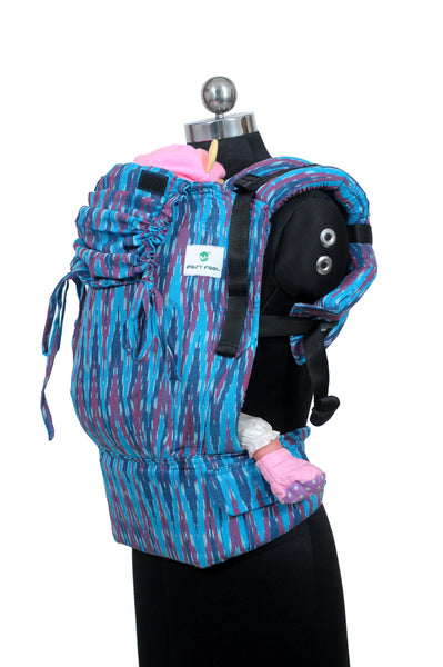 Easy Feel Full Buckle Ergonomic Wrap Converted Soft Structured Carrier (Standard Size) - Bifrost