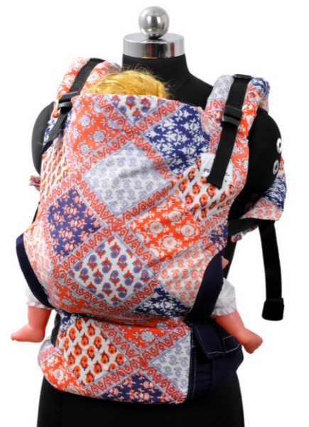 Easy Feel Full Buckle Ergonomic Soft Structured Carrier (Toddler Size)