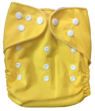 Plain PUL Single Gusset Diaper Covers