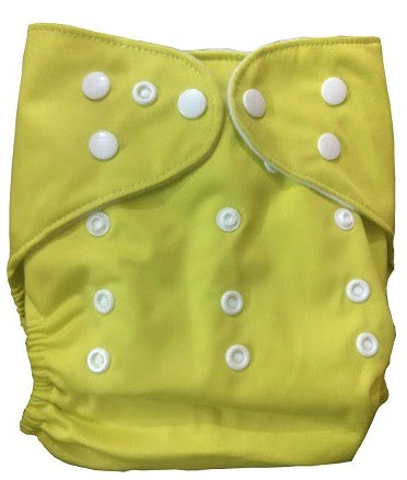Easy Feel Plain PUL Cloth Diaper Cover