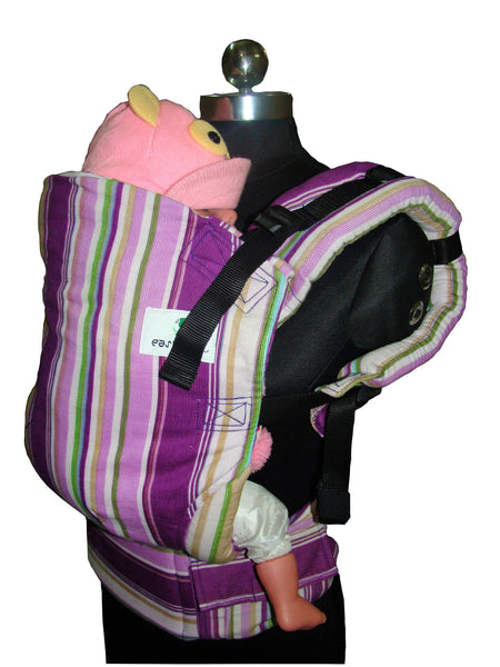 Easy Feel Full Buckle Ergonomic Soft Structured Carrier (Standard Size)