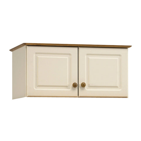 Queenstown Cream Painted Topbox   2 Door. Woking Cream   Pine Bedroom Furniture   Instant Furniture