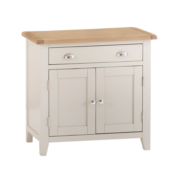 Fairstead Grey Painted Sideboard - Small
