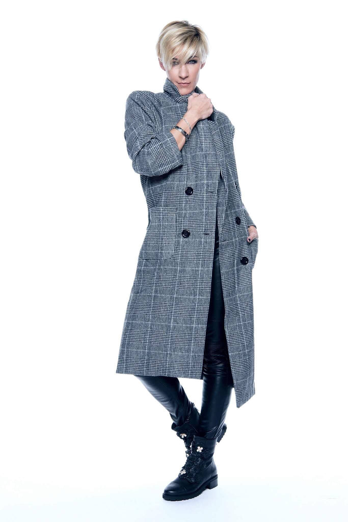 Manteau ENGLISH STYLE