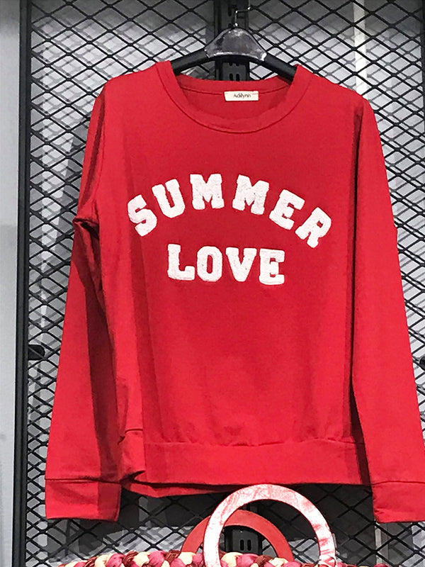 SWEAT SUMMER LOVE