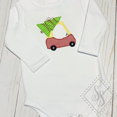Cozy Coupe - Unisex Bodysuit
