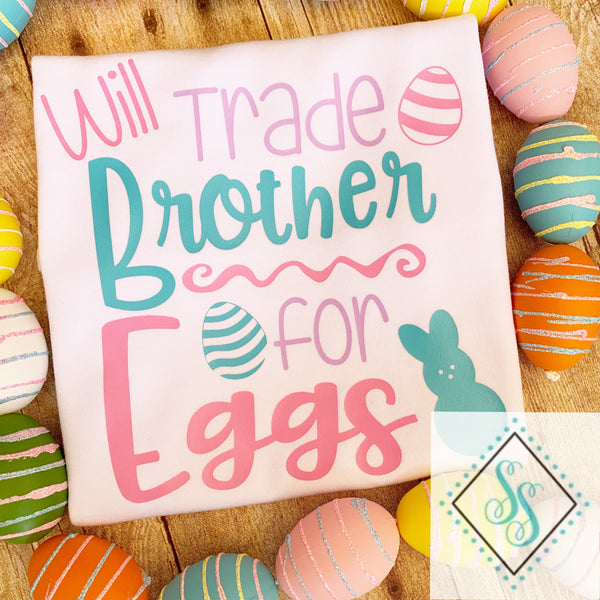 Will Trade Brother for Eggs - Vinyl
