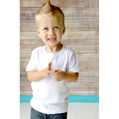 Boy Bunny Oval Applique Shirt