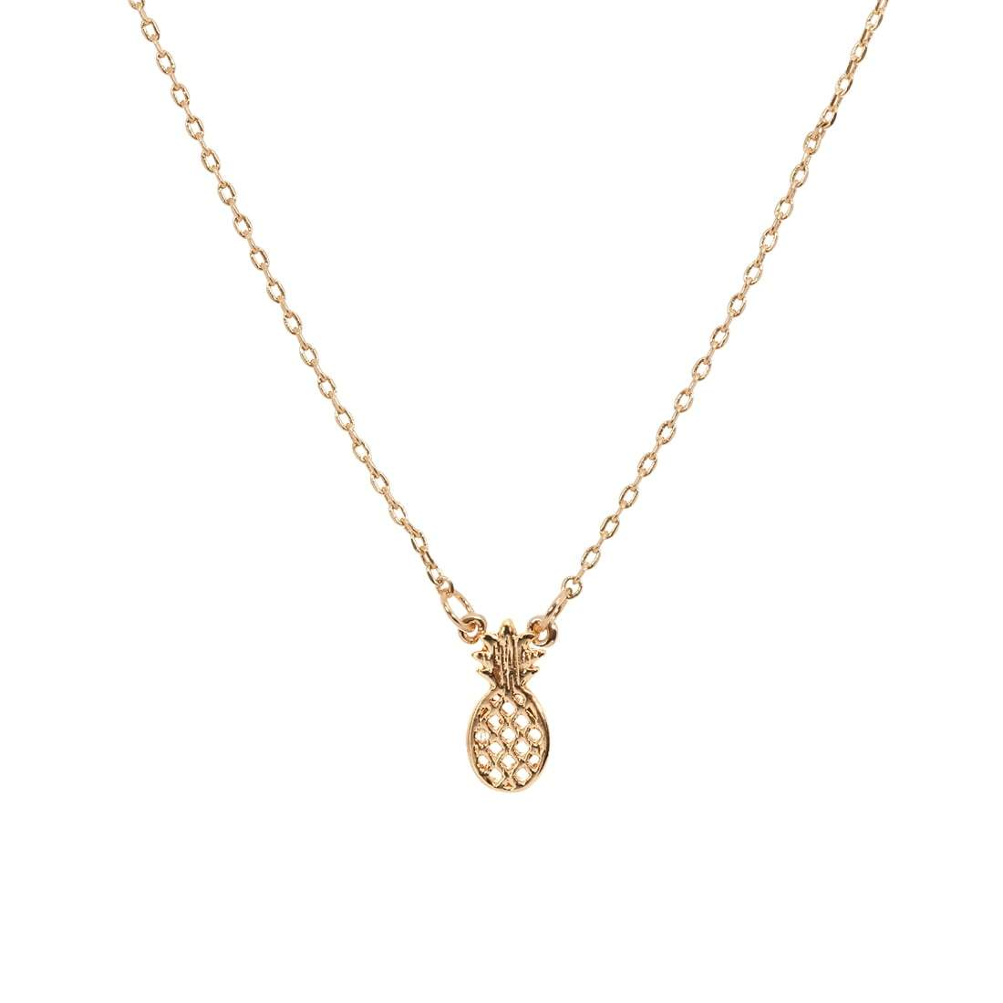 Pineapple Necklace