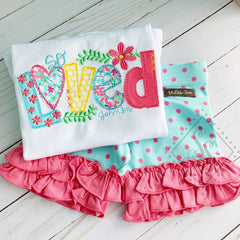 So Loved Applique