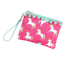 Unicorn Wishes Wristlet
