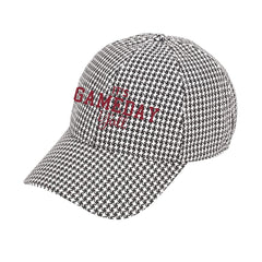 Houndstooth Gameday Y'all Cap