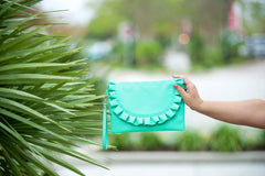 Mint Chloe Purse