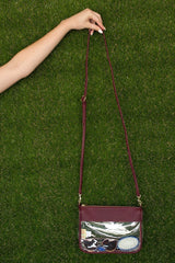 Garnet Addison Purse
