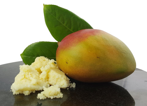 Mango butter refined