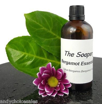 Bergamot essential oil 100ml