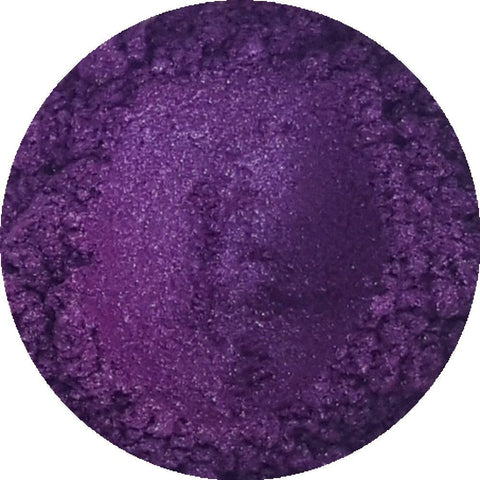 Purple heart cosmetic mica powder