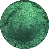 Emerald green cosmetic mica powder